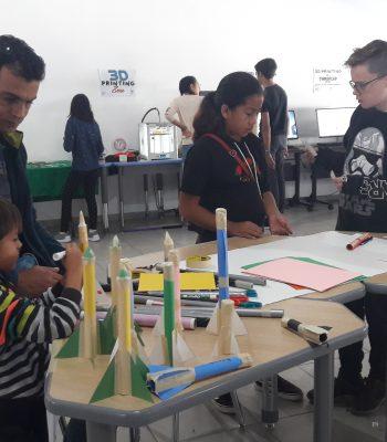 ASA School Maker Faire: a celebration of creativity!