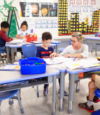 What are the benefits of flexible classrooms?