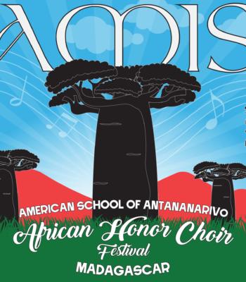 Invitation: AMIS Choir Festival Concert (February 1)